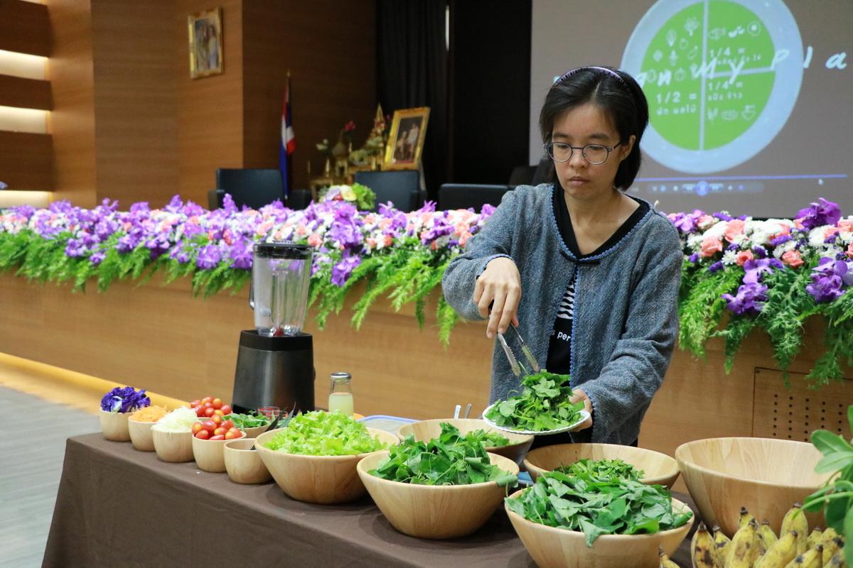 กินผักผลไม้ดี 400 กรัม