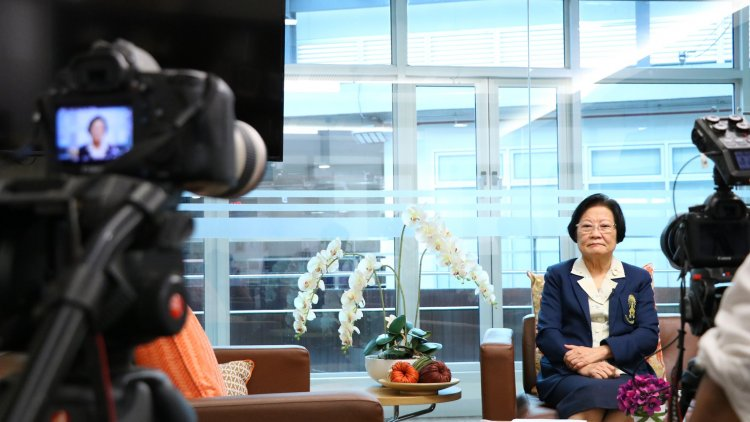 สัมภาษณ์โครงการ 1 ตำบล 1 มหาวิทยาลัย