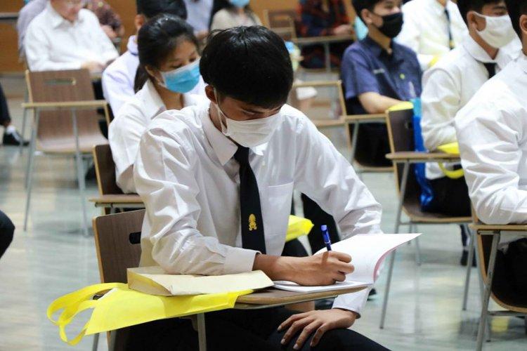 พิธีปฐมนิเทศนักศึกษาใหม่ คณะเทคโนโลยีดิจิทัล ปีการศึกษา 2563