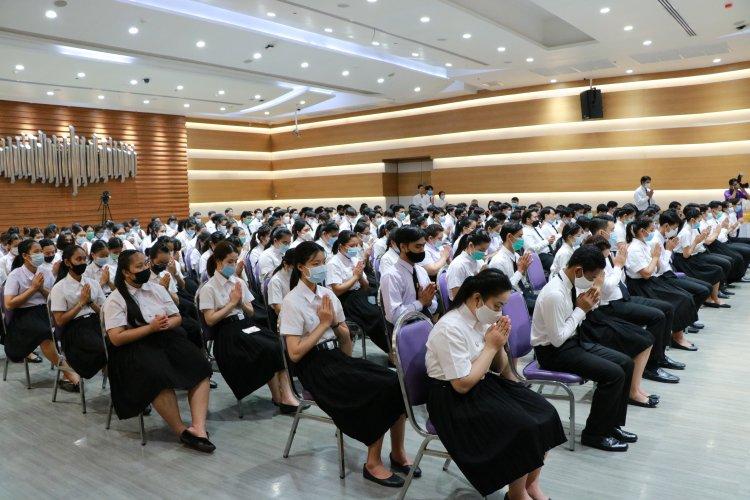 พิธีไหว้ครู ประจำปีการศึกษา 2563
